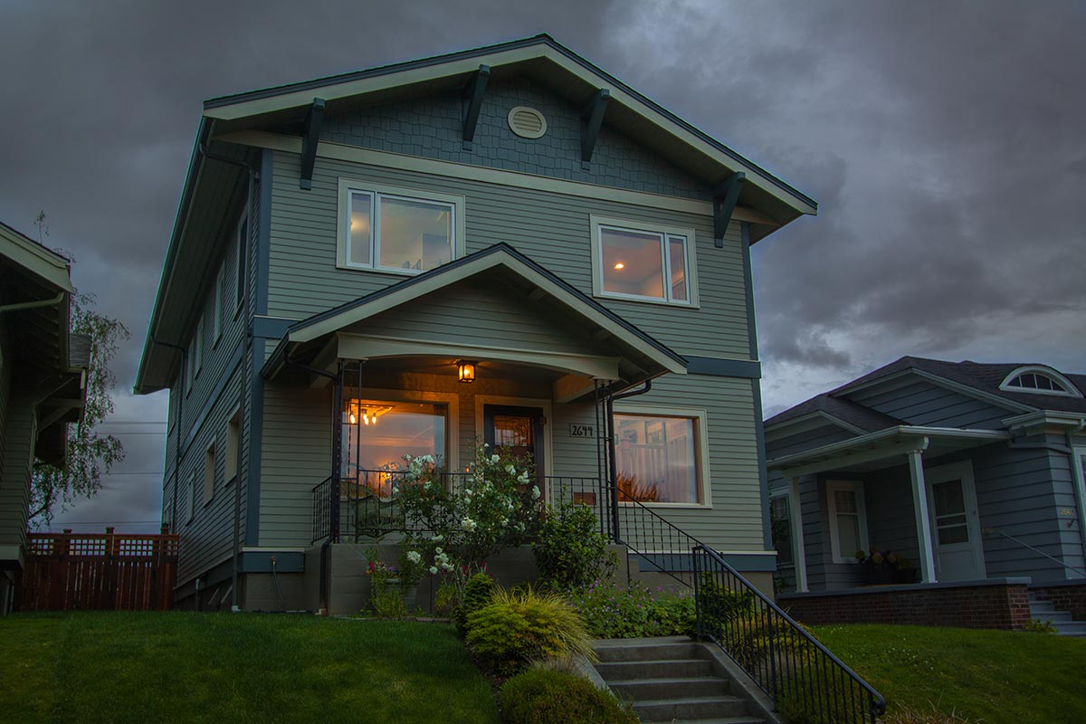 Home Renovations Bellingham Home Remodel Company In