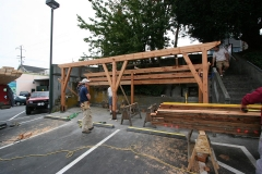 Coop-Bikeport-Setting-the-Timbers-2