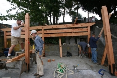 Coop-Bikeport-Setting-the-Timbers-3