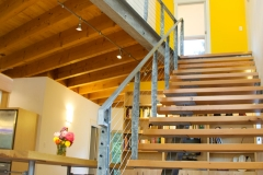 I-Beams-with-Open-Stair