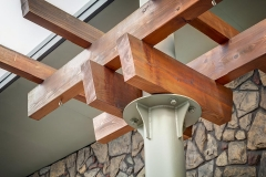 Exrerior-Steel-Post-and-Trellis-2