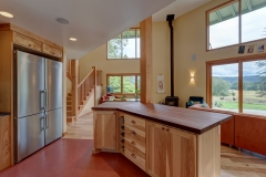 whatcom county ranch remodel island