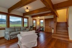 blanchard timber farmhouse