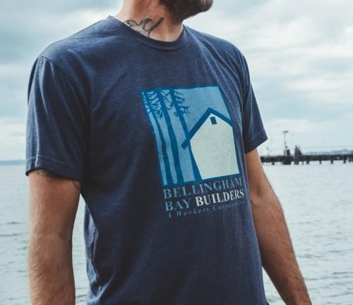 bellingham bay builders V3 T-Shirt Front